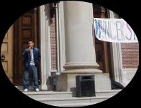 2001 Hunger Strike for Latino Studies Initiative
