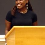 WCURF Fellow Ashley Brown's Summer Presentation.