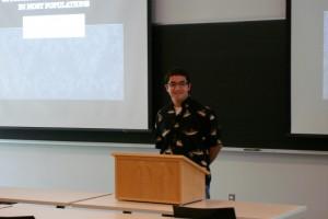 Mellon Fellow Roger Vargas
