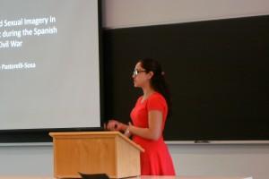Mellon Fellow Angela Pastorelli-Sosa