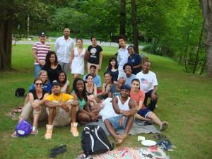 2012 Summer July 4th picnic