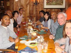2012 Summer Colloquium Banquet
