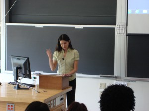Mellon Fellow Nitza Solis